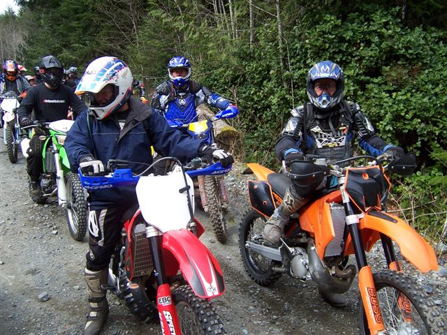 You are browsing images from the article: March Hare Enduro 2010 gallery