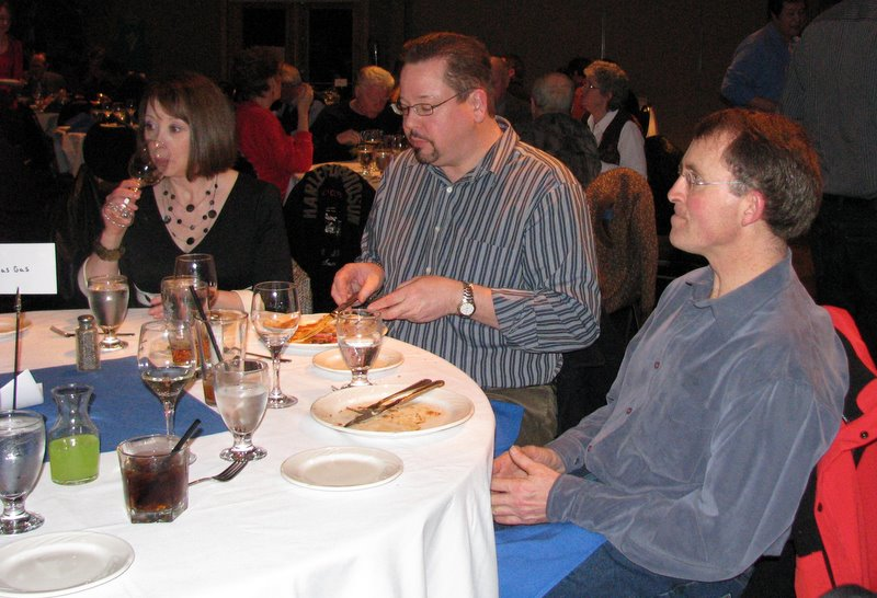 You are browsing images from the article: Banquet 2009 gallery