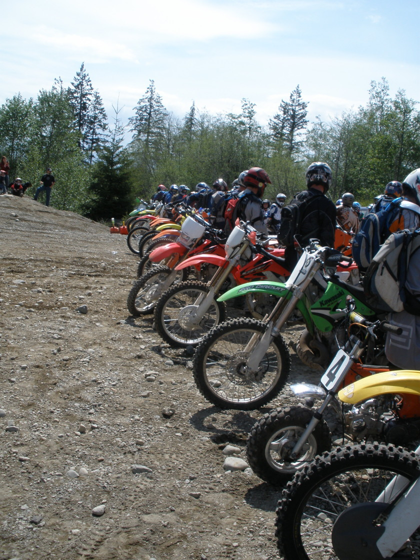 You are browsing images from the article: Kirk Enduro 2009 gallery