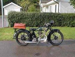 1927 BSA